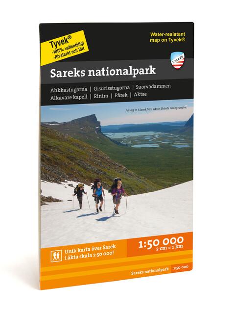 Calazo Sareks Nationalpark 1:50.000